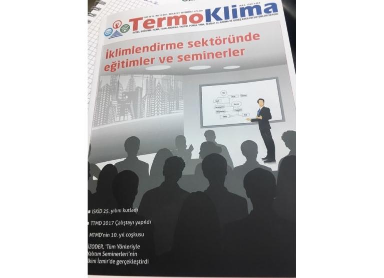 TERMO KLİMA DERGİSİ