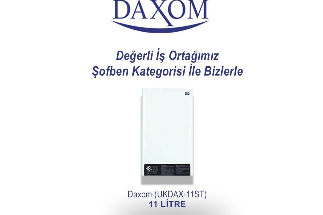 DAXOM ŞOFBEN ARTIK BAŞARAN ISI SİSTEMLERİNDE